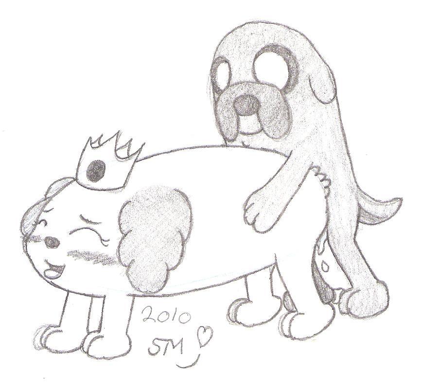 gumball dog hot x guy Darling in the franxx strelizia