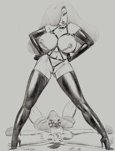 roger xxx who rabbit framed Legend of zelda romani hentai
