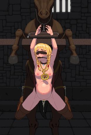 bondage hentai gag blindfold sensory deprivation Jamie bennett rise of the guardians