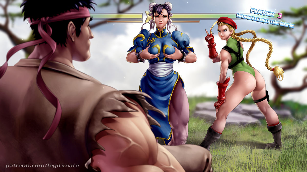 fighter street gif cammy 5 Night in the woods gregg arms