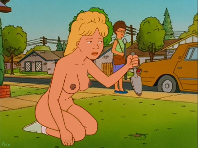 naked king girls of hill the Princess robot bubblegum