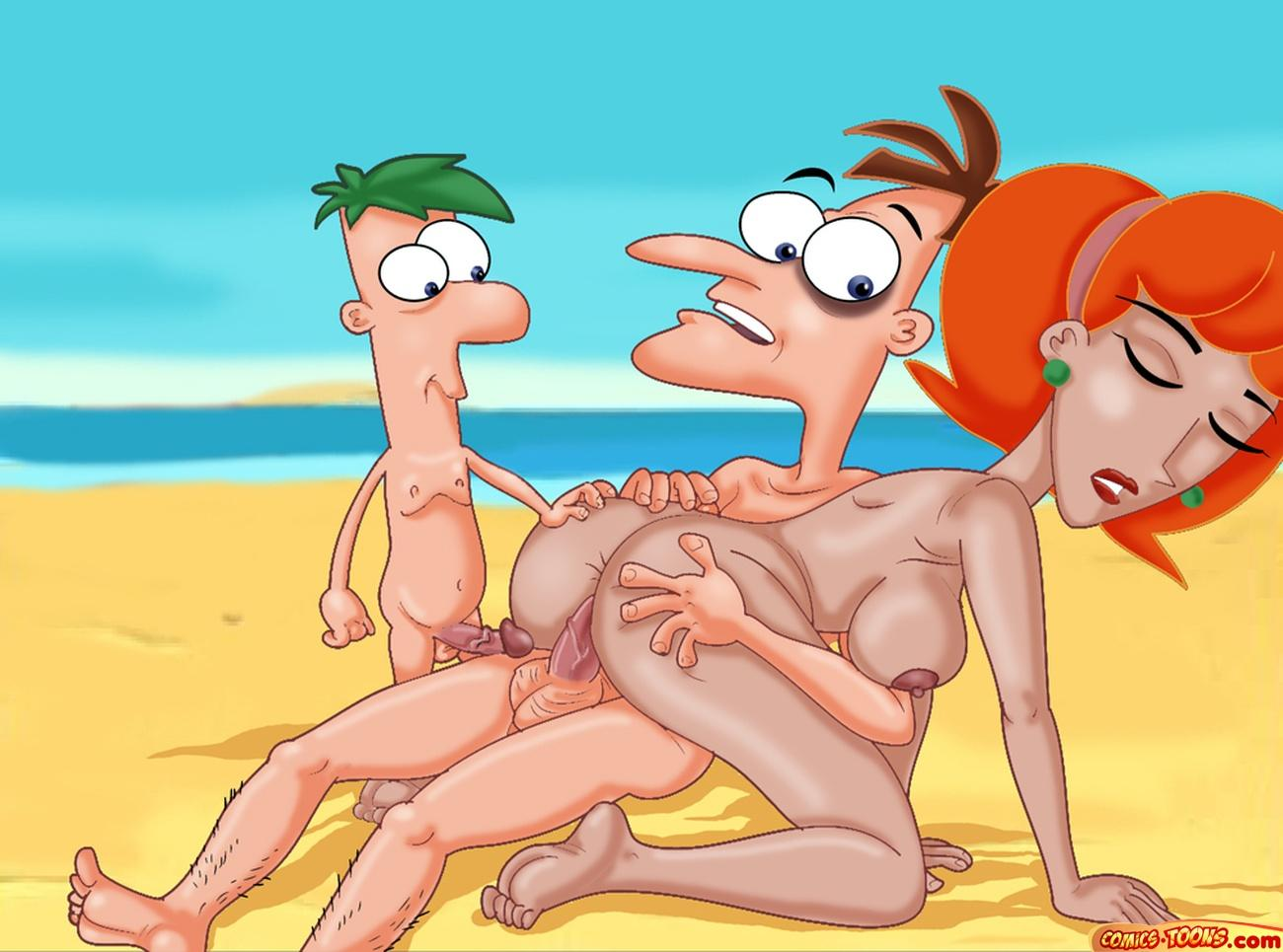 phineas nude and ferb linda He's finally here performing for you