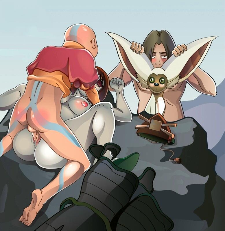 last girls avatar the airbender naked Bob the builder and wendy