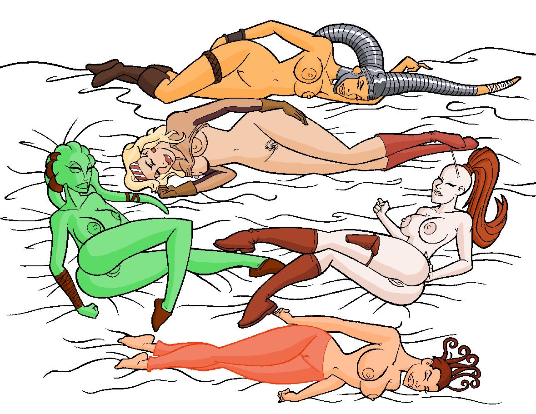 star characters nude female wars If i do say so myself