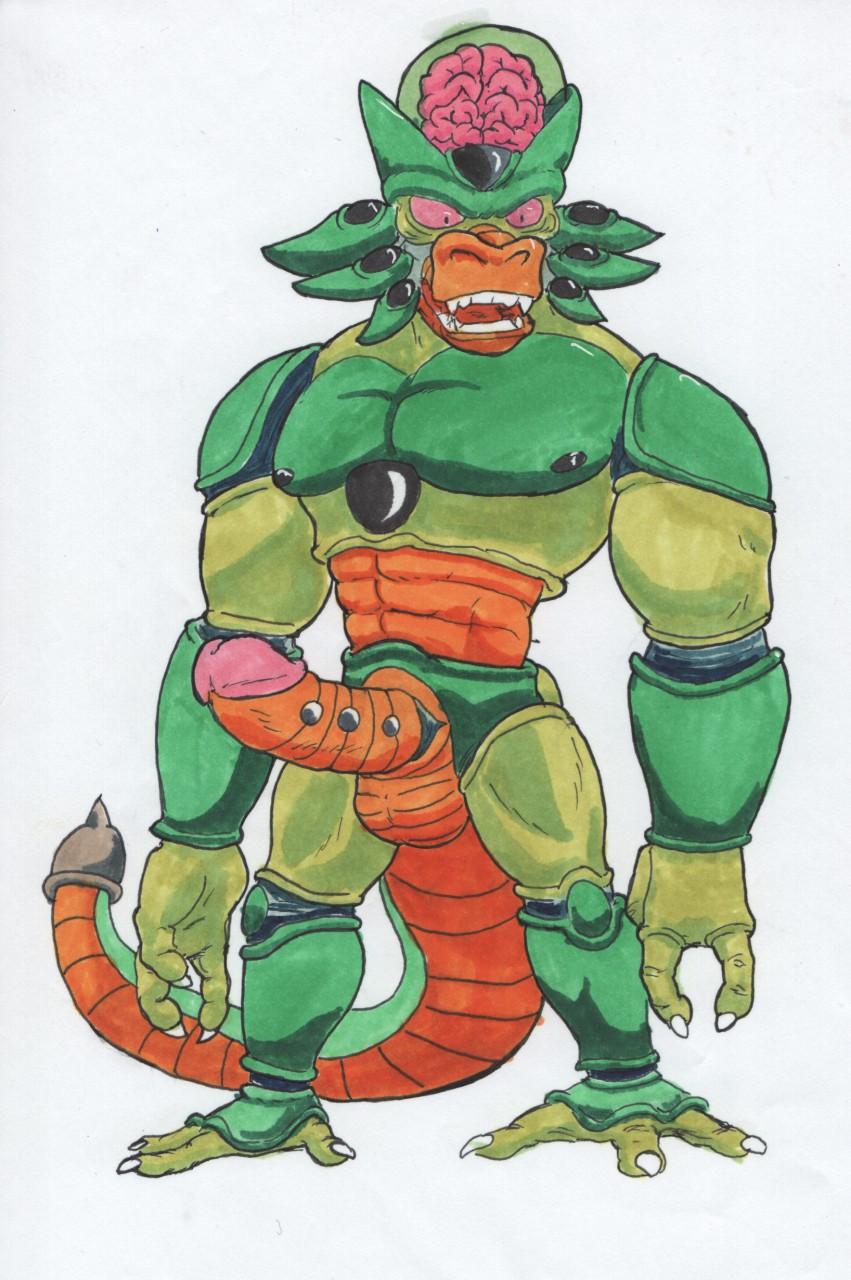 chi-chi ball dragon Monster girl quest slug girl