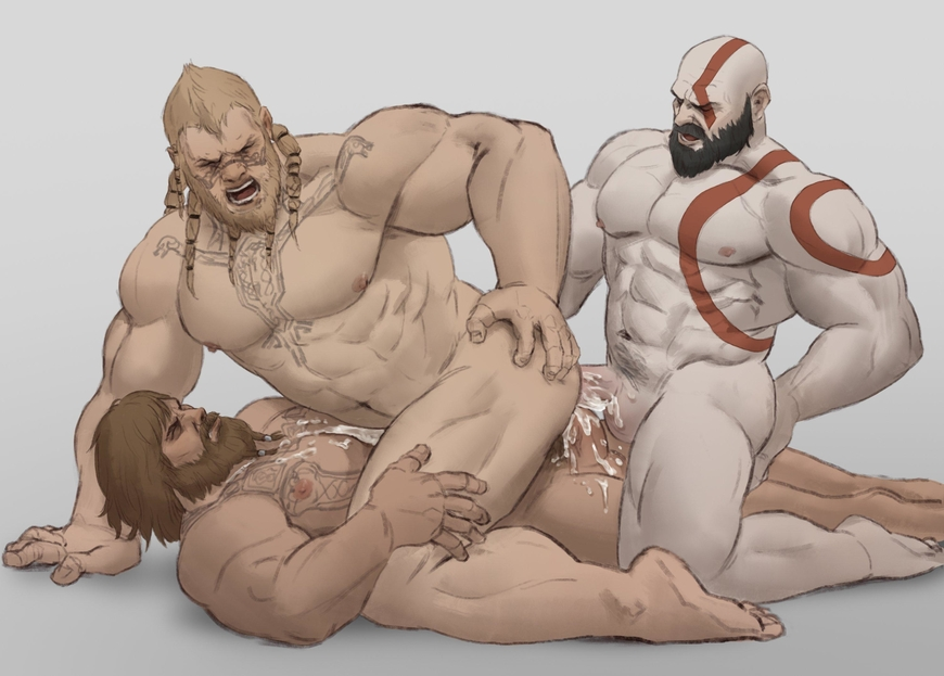 3 war of god nude Masami amazing world of gumball
