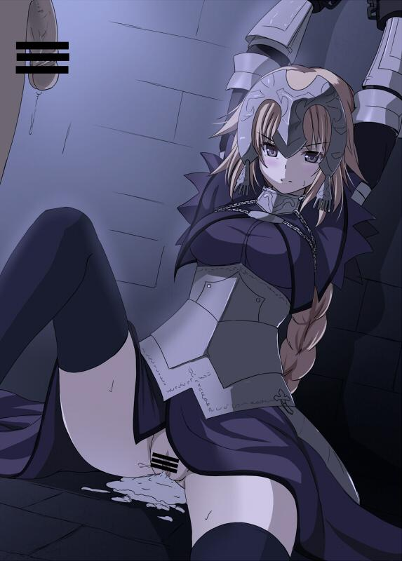 jeanne d go fate arc What is lin in spirited away