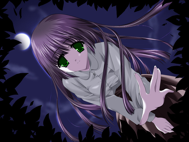 woman evil full moon night Vampire the masquerade bloodlines