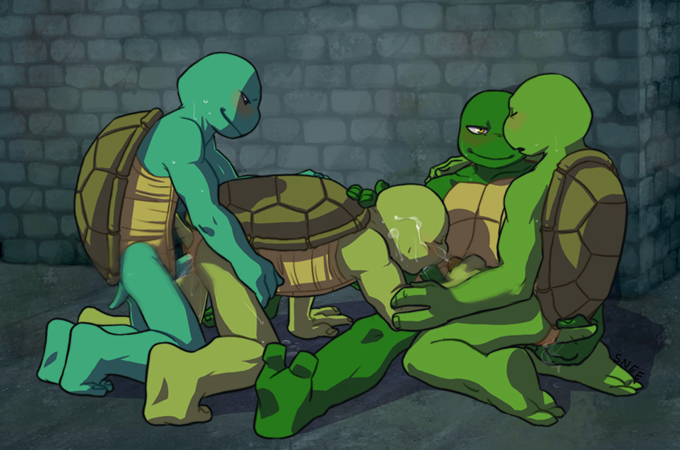 pictures of ninja turtles from april Peter pan and wendy porn