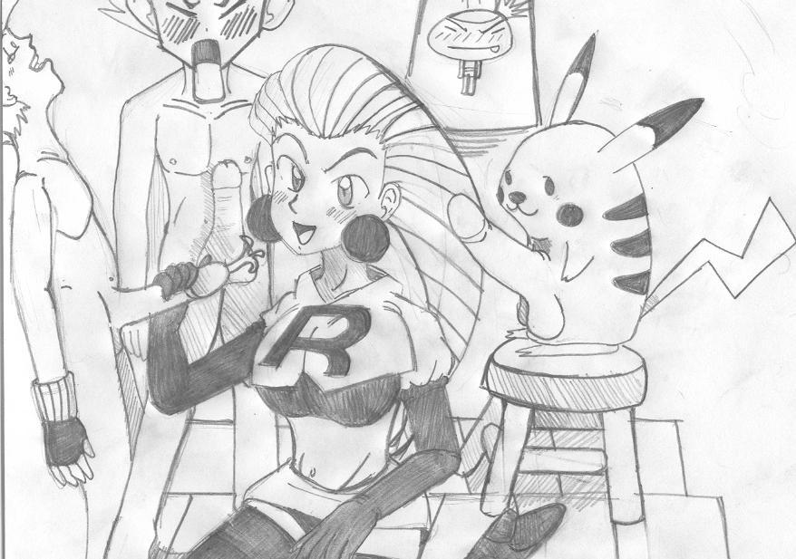 fanart pokemon eevee x pikachu A hat in time the empress