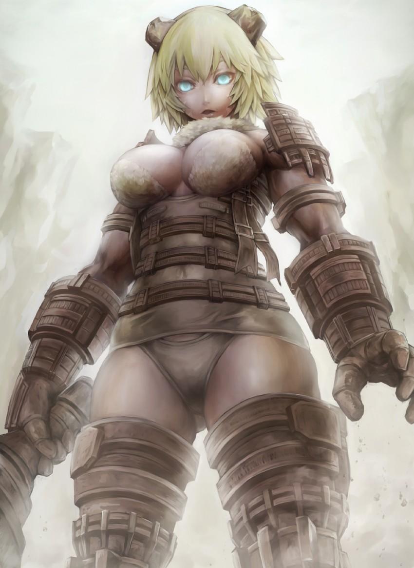 the colossus of shadow malus Rance 01: hikari wo motomete the animation
