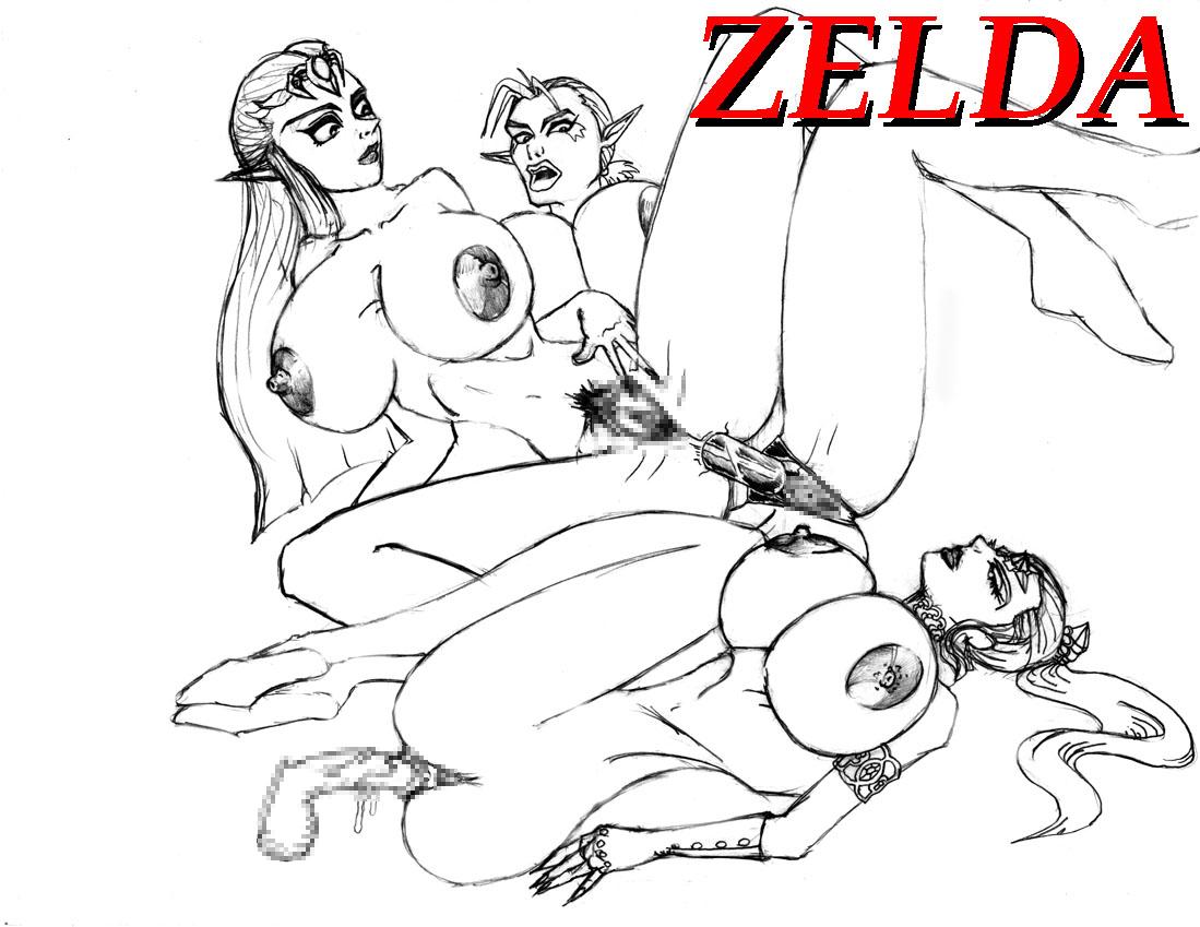 of cosplay ganondorf time ocarina Princess peach and rosalina naked
