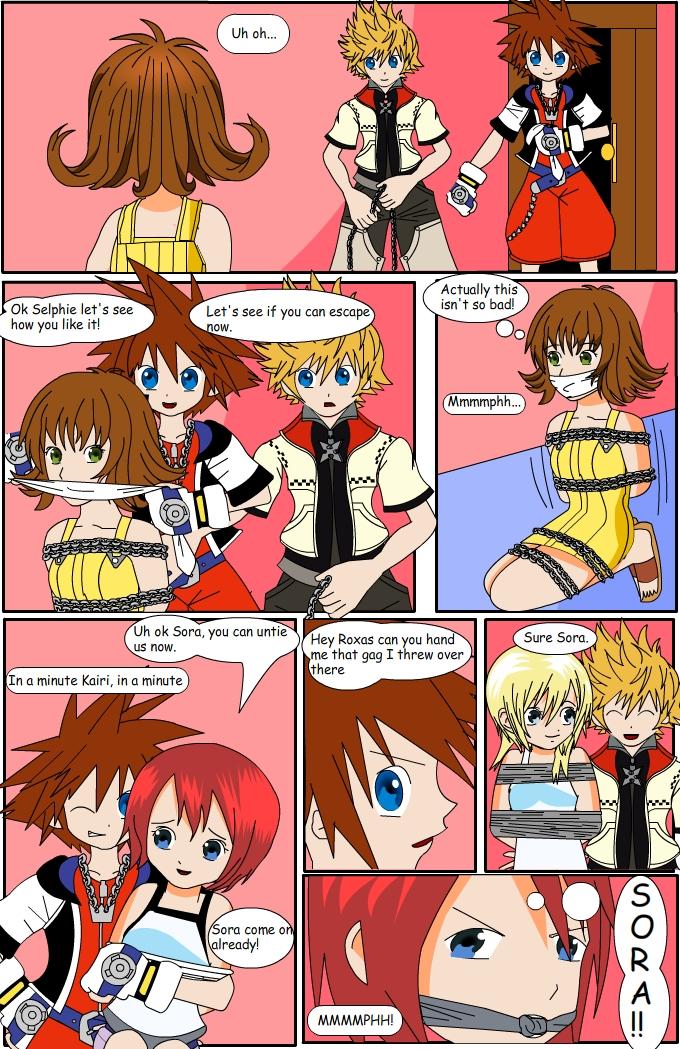 3 hearts hentai kingdom kairi Pixie bob my hero academia