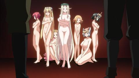 episode kuroinu hakudaku wa 6 kedakaki somaru seijo ni Tensei kunitori sex gassen!!