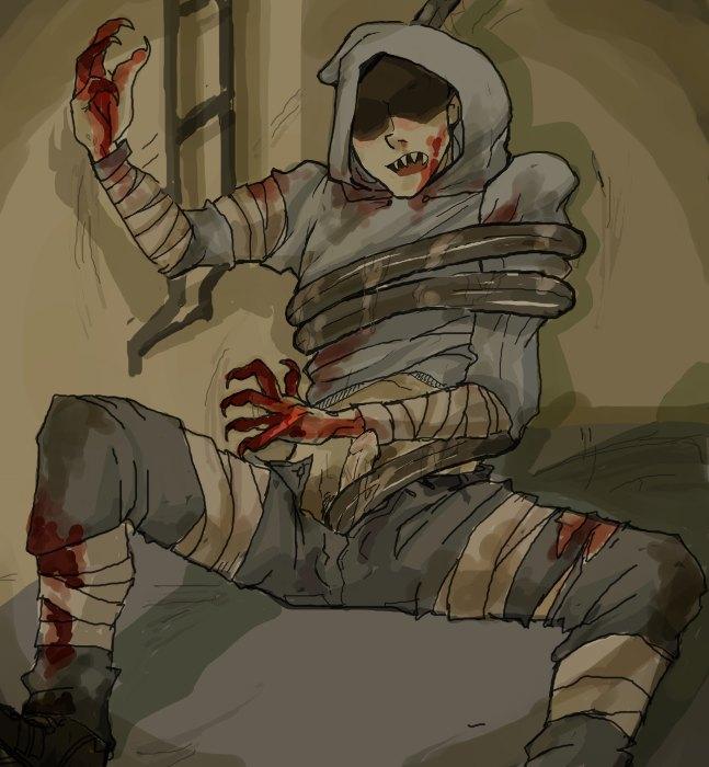 4 dead left Rider fate/stay night