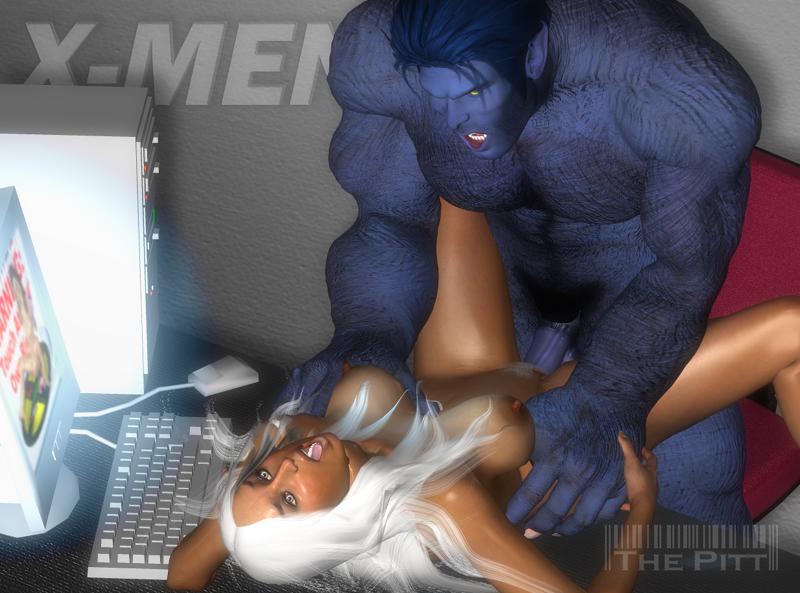 from the x beast men Monster girl quest alma elma