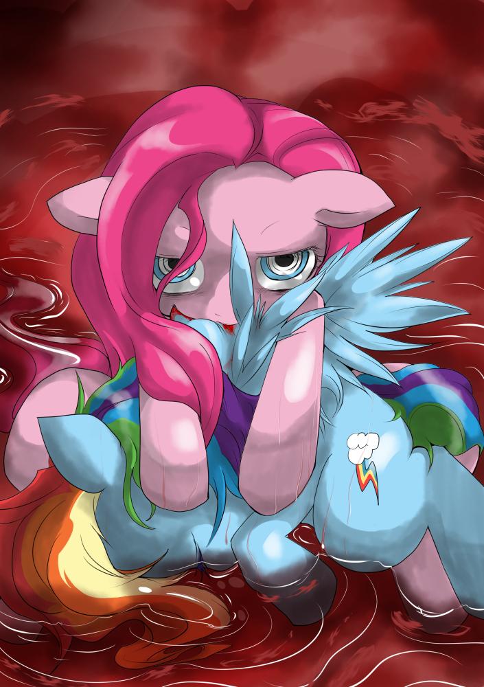 pie dash and pinkie rainbow Tokubetsu jugyou 3 slg uncensored