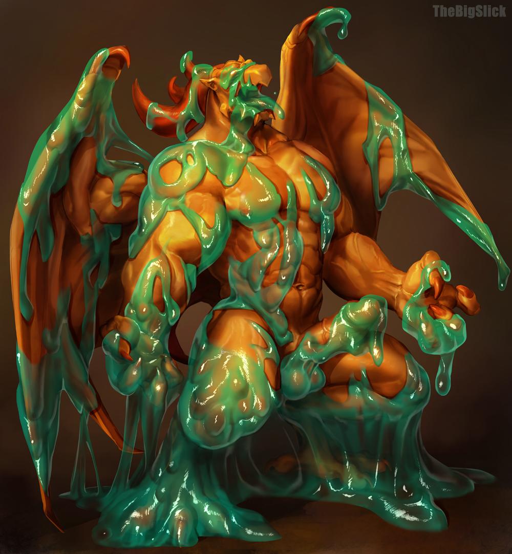 - dragon breath of fire quarter Futurama leela with two eyes