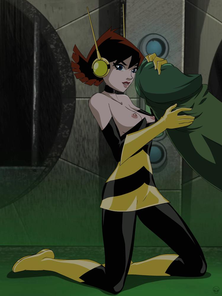 heroes wasp avengers mightiest earth's Gakuen no ikenie nagusami mono to kashita kyonyuu furyou shoujo