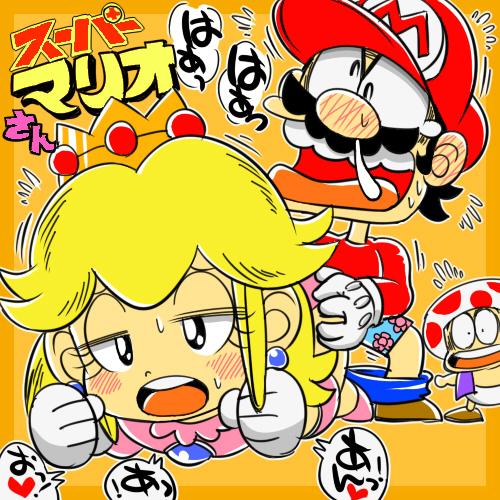 frame mario super bros rule Ano_hi_mita_hana_no_namae_wo_bokutachi_wa_mada_shiranai
