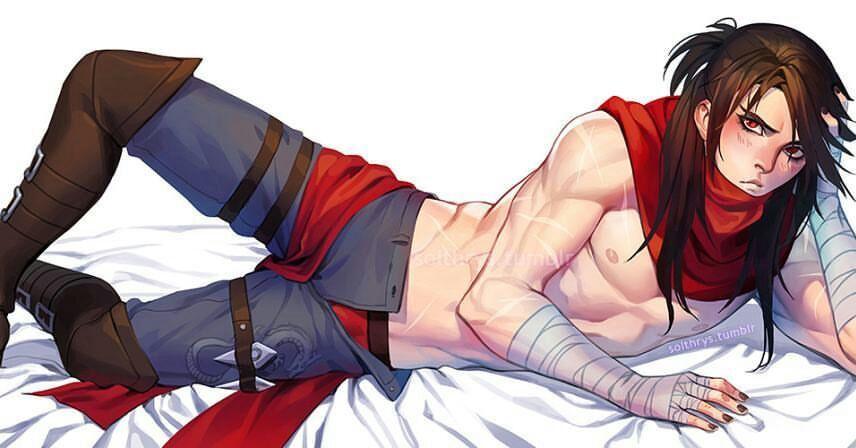 of rules remake league legends Erza fairy tail seduction armor