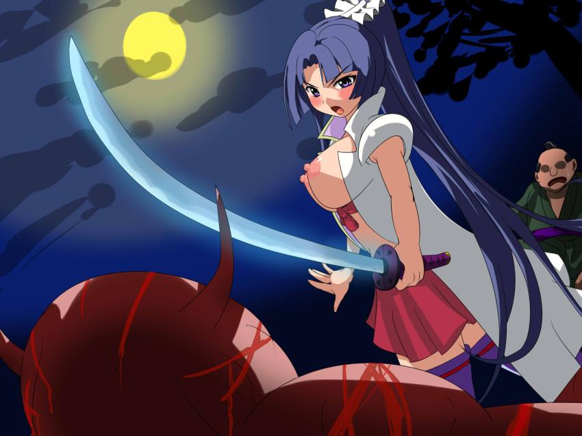 nakama shichinin ookami to san no Jacqueline o. lantern dupre