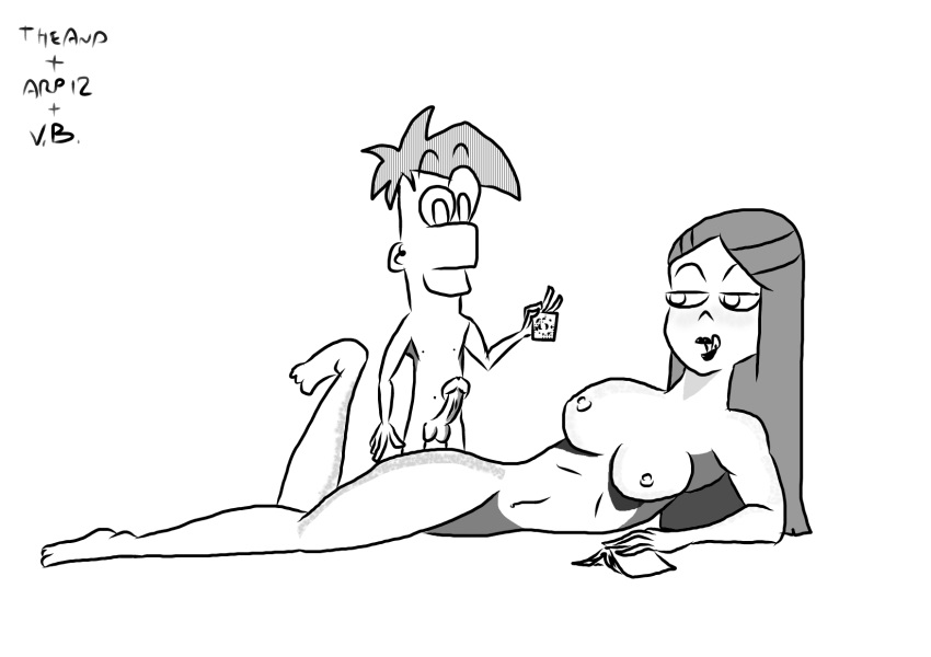 in pants phineas episode and ferb squirrels my God of war 4 nude