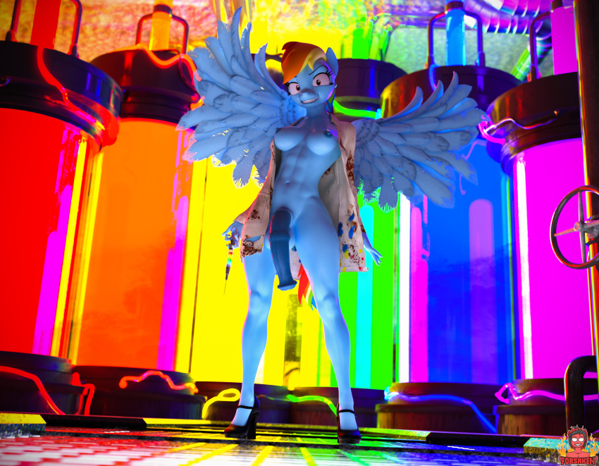 soarin and rainbow dash mlp Guardians of the galaxy