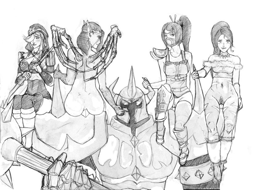 drake mountain legends of league Oppai gakuen marchingband-bu! ~hatsujyohamedori katsudounisshi~