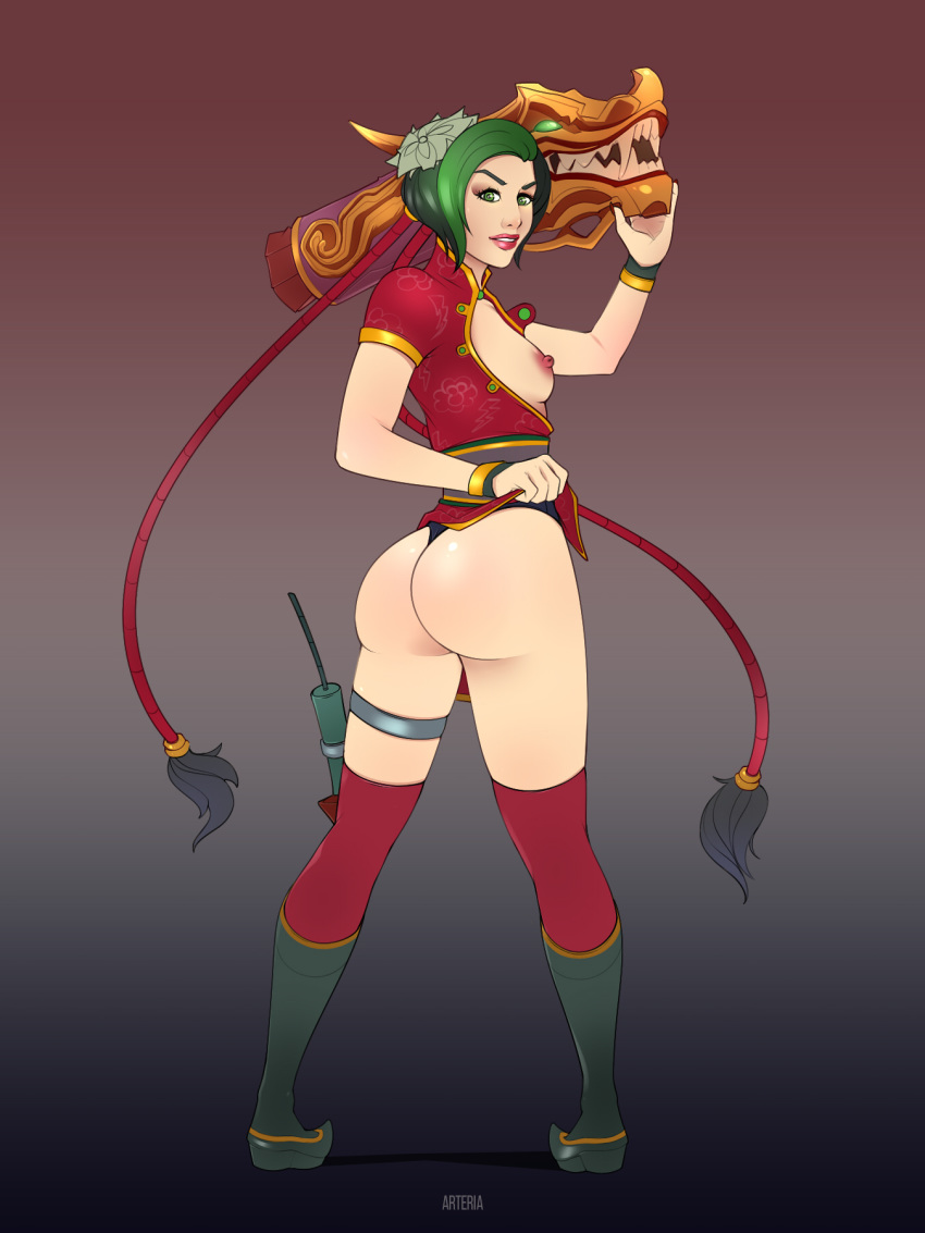 best examples of Chun-li and cammy