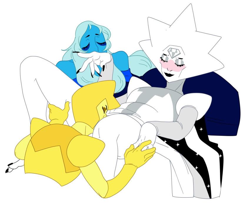 diamond diamond blue yellow x The amazing world of gumball hot dog guy