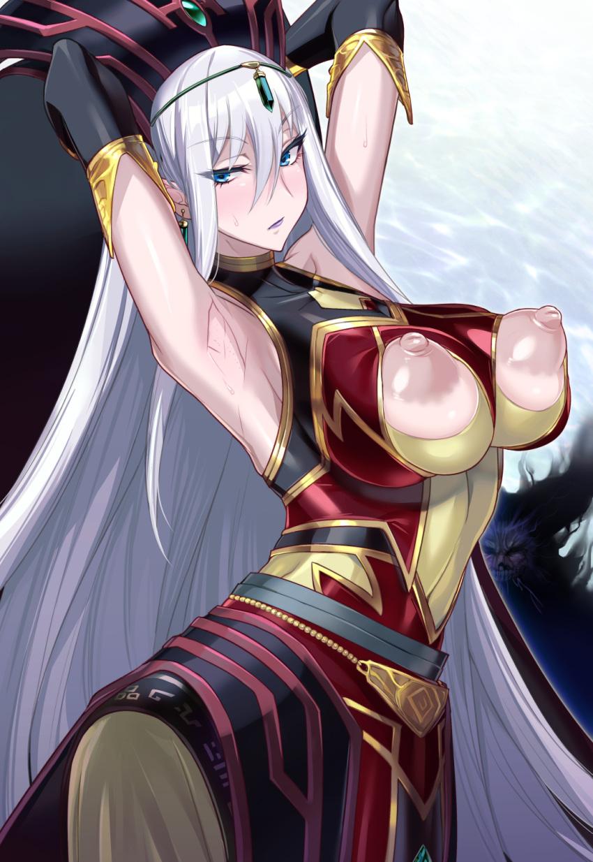 of go fate queen sheba Shadow of war shelob nude