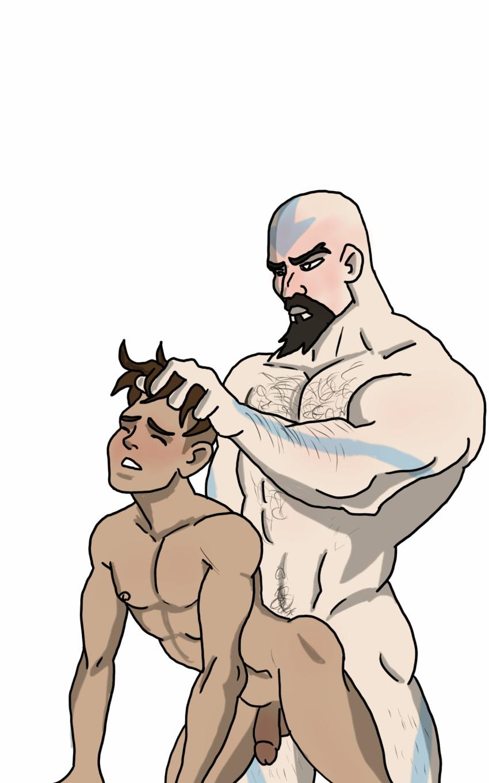 last hama airbender avatar the One punch man saitama and tatsumaki