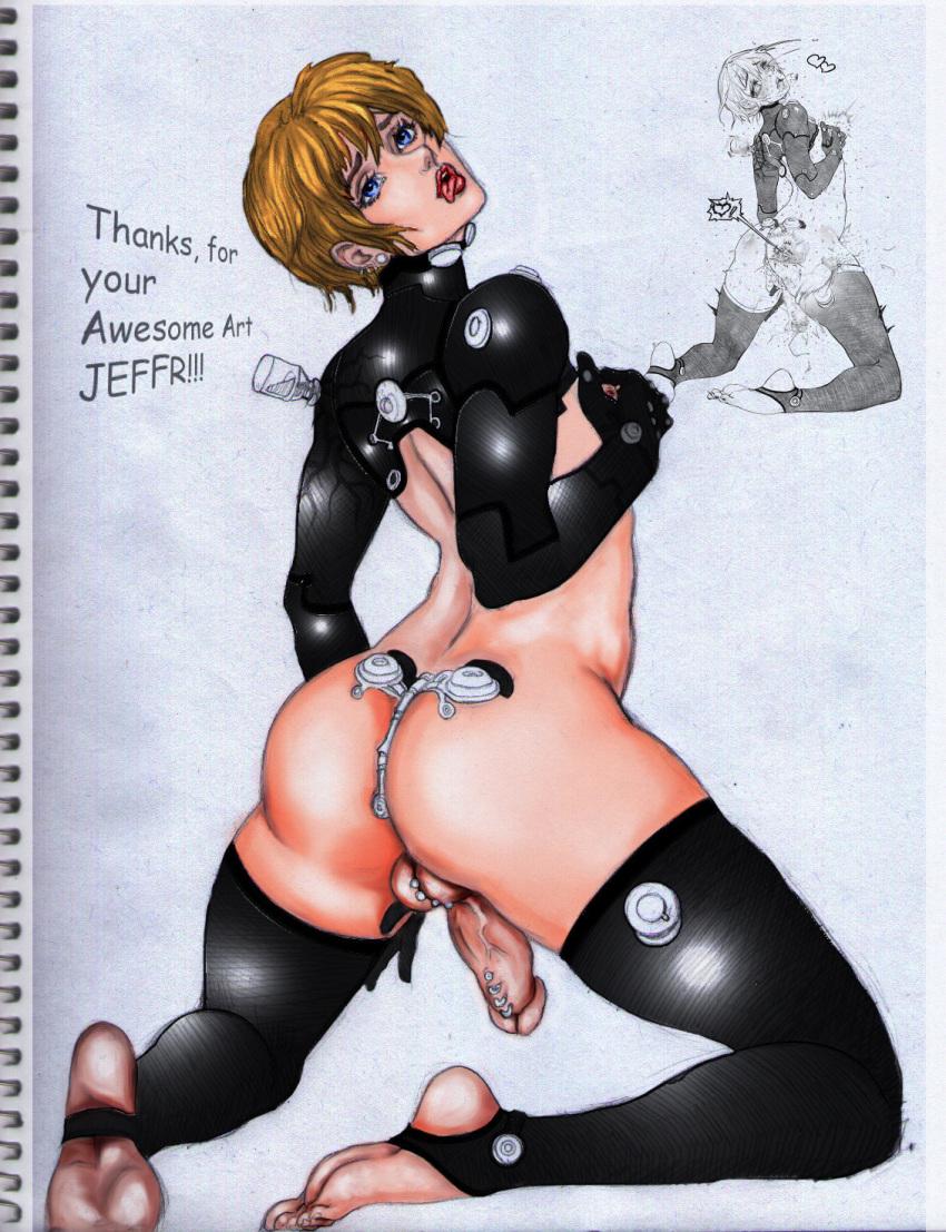 nudity kei h gata b Bioshock infinite elizabeth