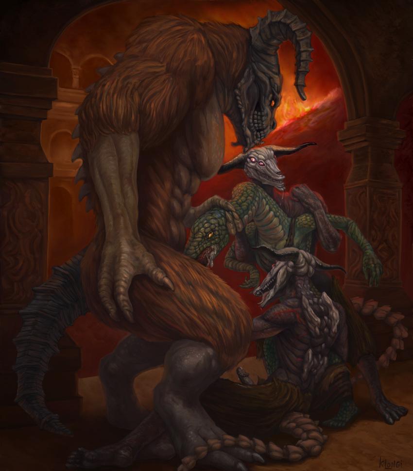 souls 1 demon dark stray Kingdom hearts sora and riku
