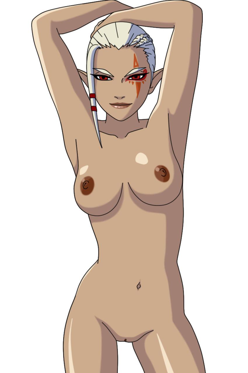 hyrule warriors cia Anime girl long red hair