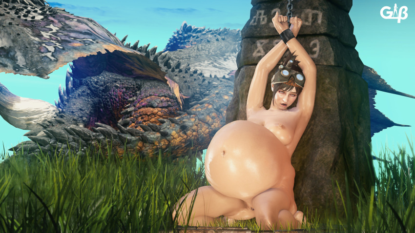 monster porn the world handler hunter Wreck it ralph 2