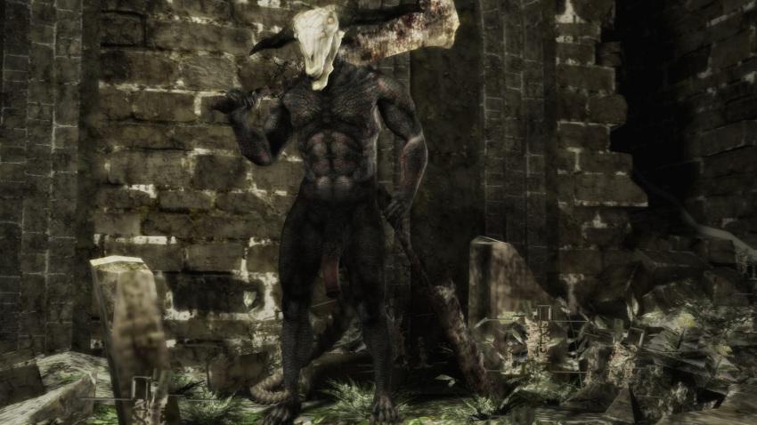 souls stray dark demon 1 Reddit/r/animemes