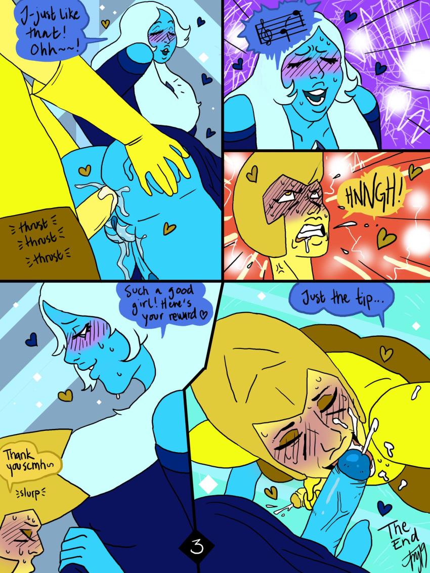 blue diamond x yellow diamond Super robot wars operation extend