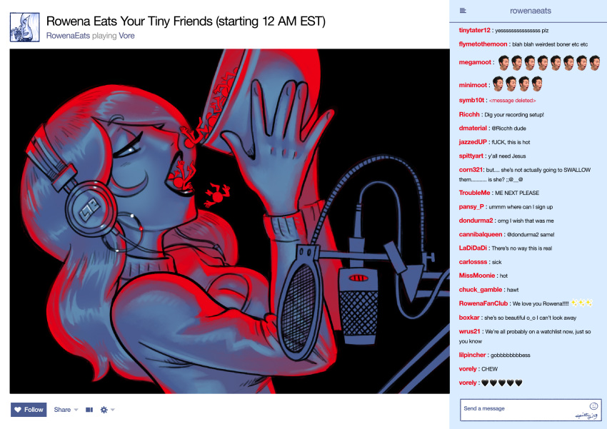 pink_sparkles twitch tv Five night of freddys 2