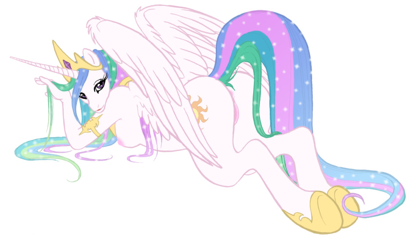 from banned equestria celestia princess What if adventure time was a 3d anime game nude