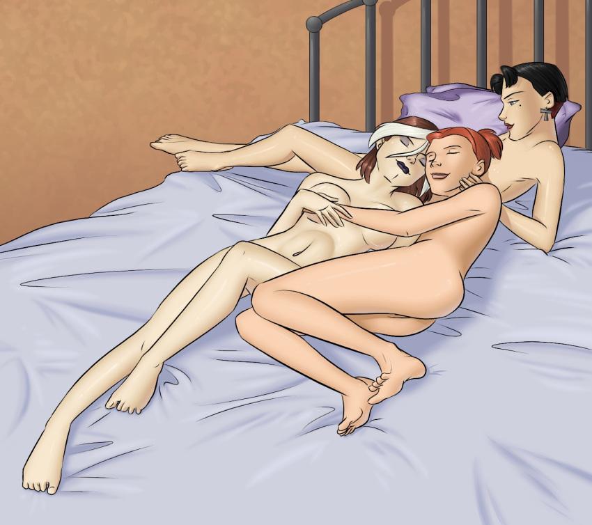 only criminal invite girls: nude Kevin y jamie steven universe