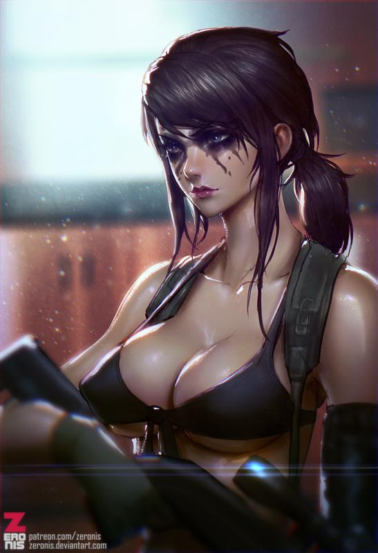 metal gear hentai sniper wolf Kung fu panda viper porn