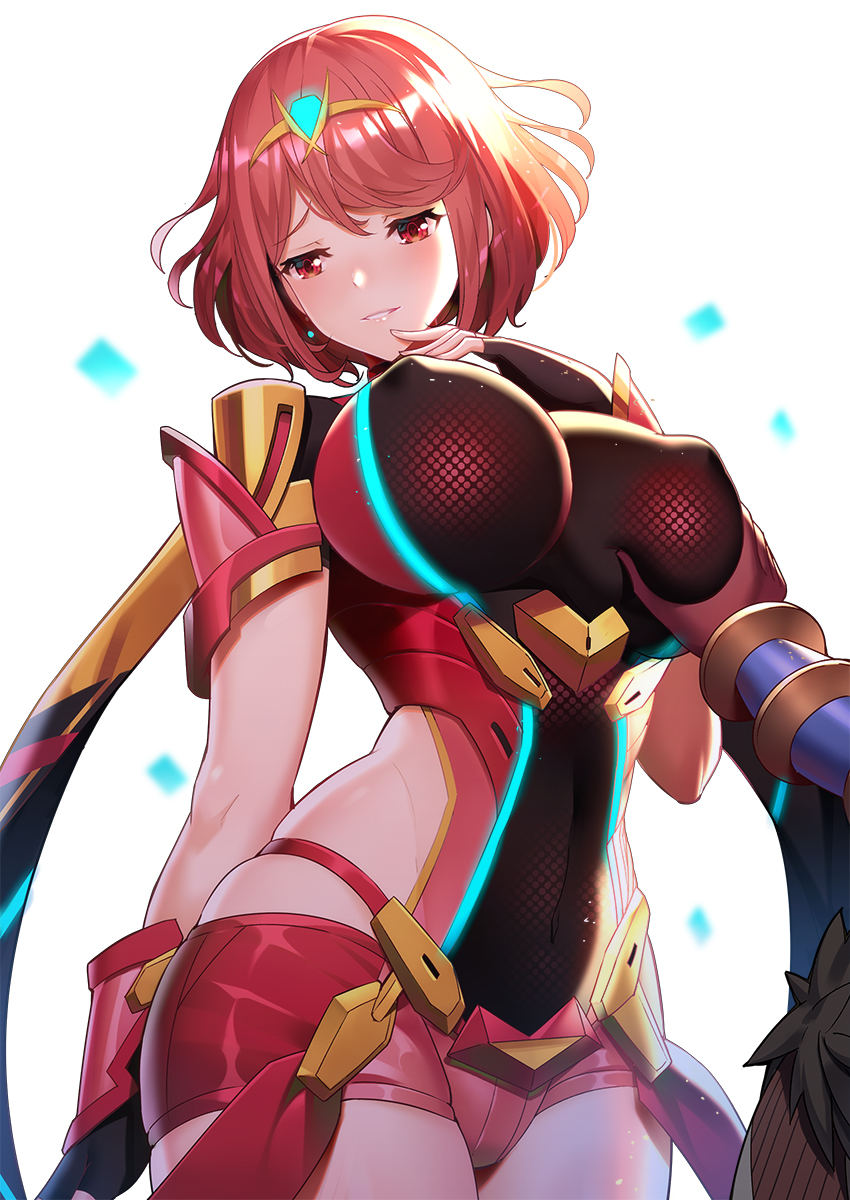 2 nude chronicles xenoblade pyra That time i got reincarnated as a slime shion hentai