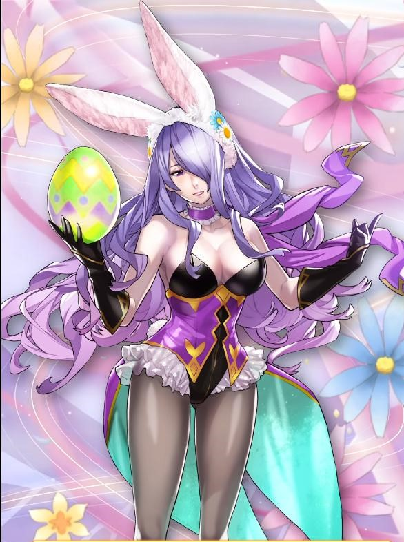emblem camilla easter fire heroes Johnny test mr black and mr white