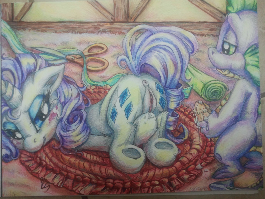 and fanfiction spike rarity mlp Fire emblem fates lilith food