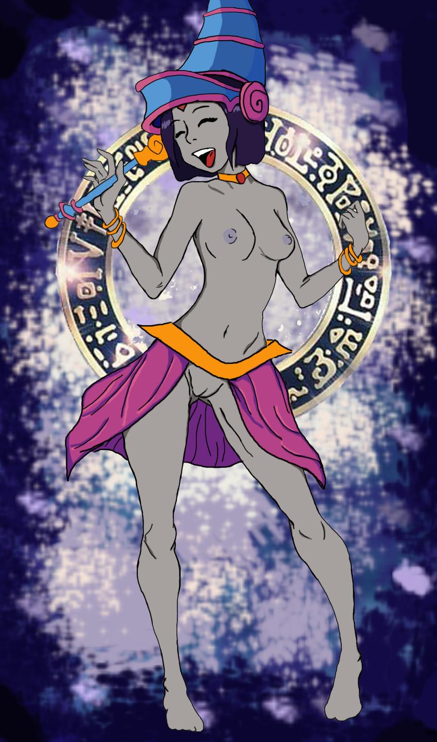 magician dark of chaos cosplay Furyou_ni_hamerarete_jusei_suru_kyonyuu_okaa-san_the_animation